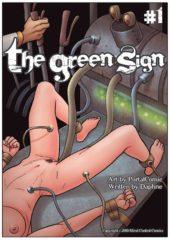 Green Sign 01- Mind Control porn comics 8 muses