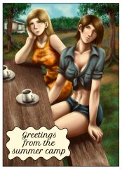 Greetings from the Summer Camp porn comics 8 muses