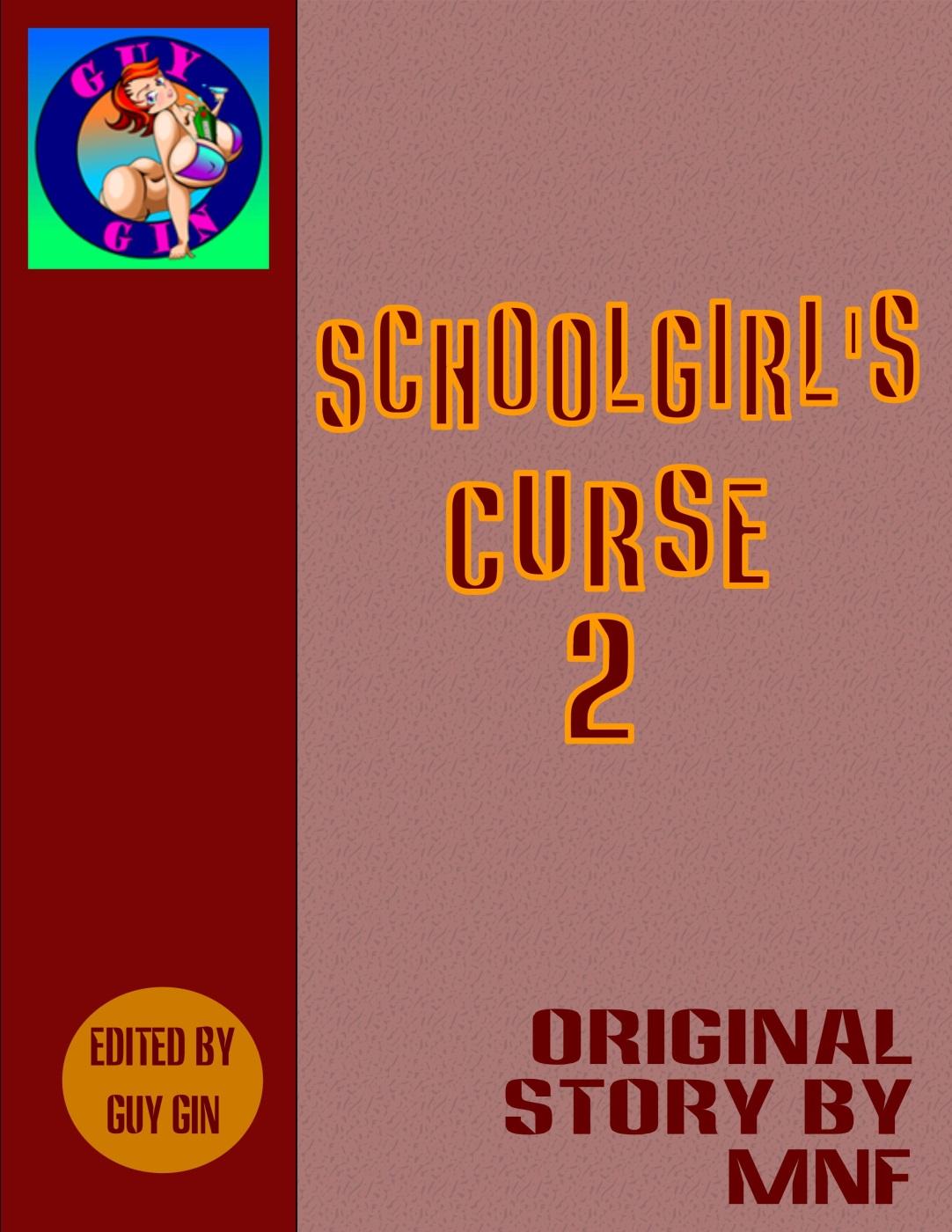 (GuyGin Remix) School Girl Curse 2 porn comics 8 muses