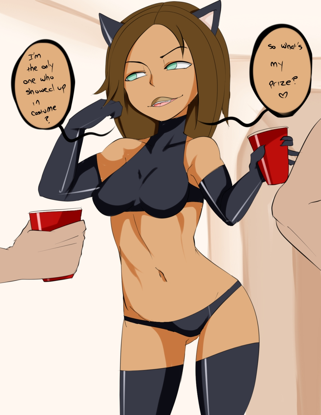 Halloween Party (Kim Possible) image 1