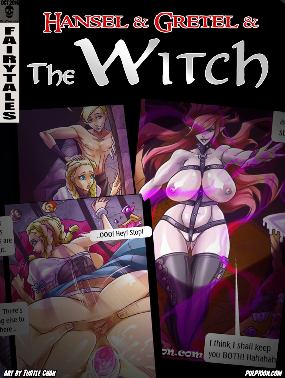 Hansel Gretel and the Witch porn comics 8 muses