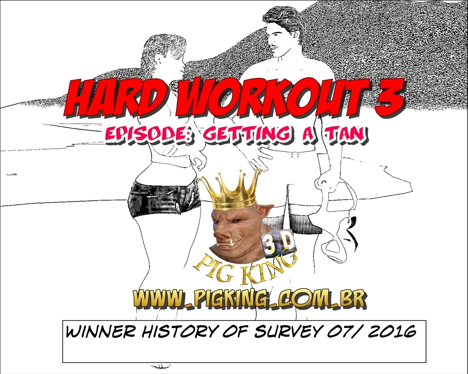 Hard Workout 3- Pig King porn comics 8 muses