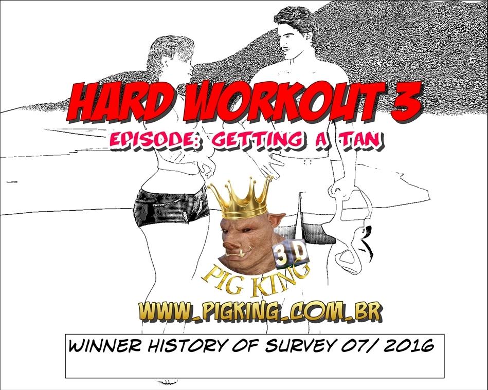 Hard Workout 3- Pig King image 1
