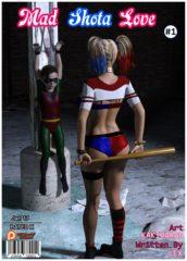 Harley Quinn- Mad Shota Love porn comics 8 muses