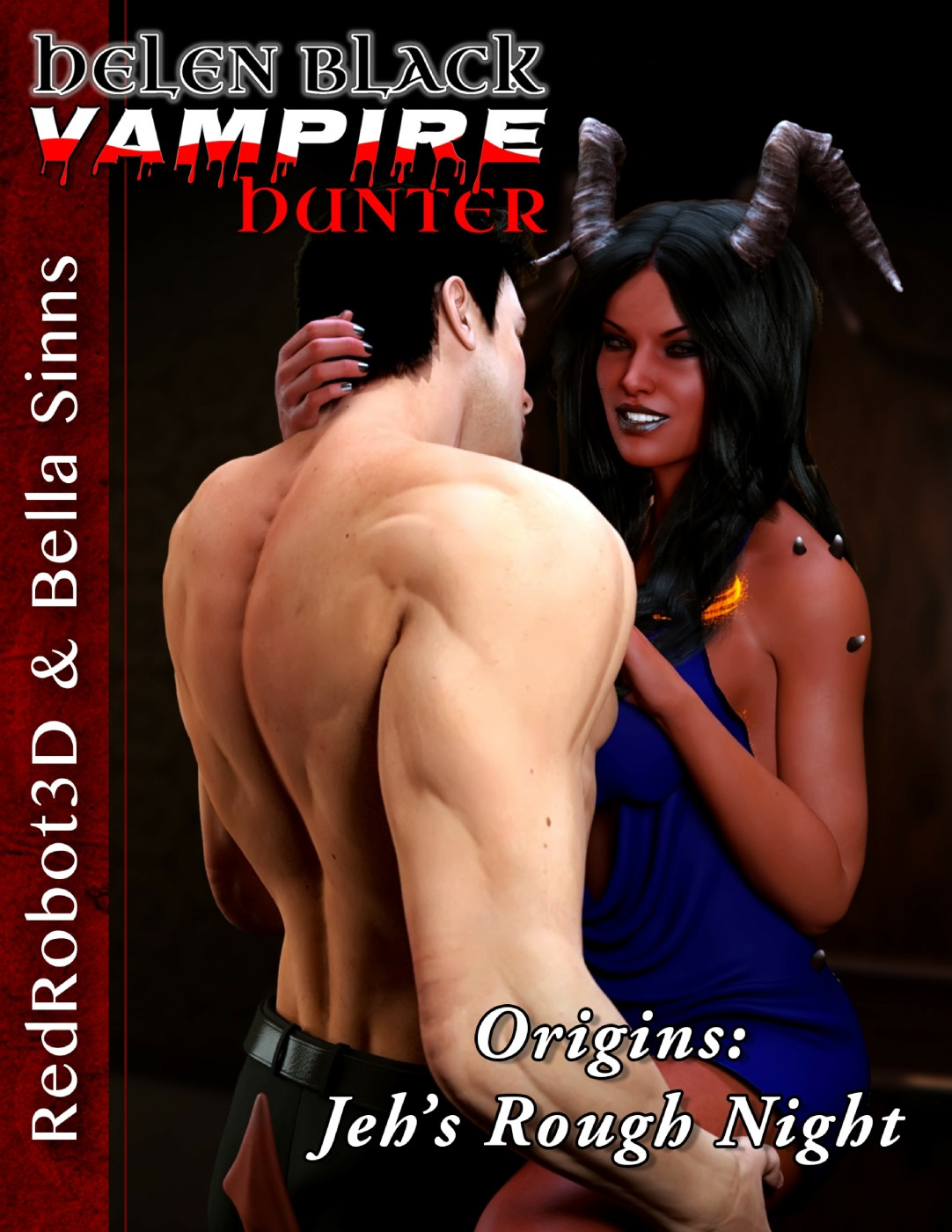 Helen Black, Vampire Hunter 2-Redrobot3D porn comics 8 muses