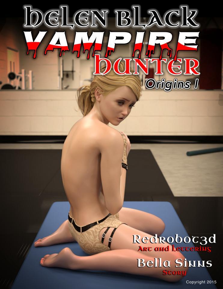 Helen Black Vampire Hunter- Origins porn comics 8 muses
