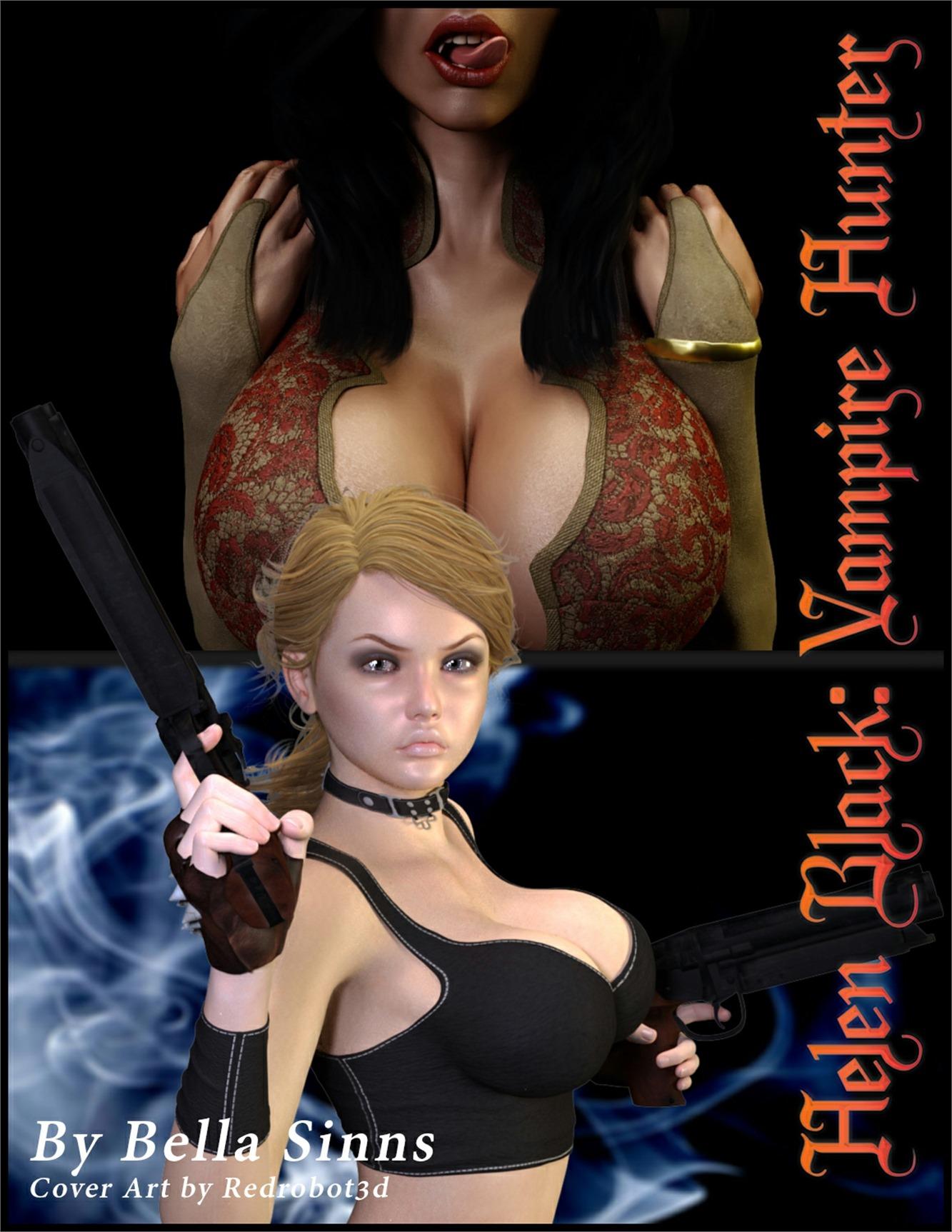 Helen Black, Vampire Hunter- Redrobot3D porn comics 8 muses
