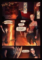 Hella Trap- InCase porn comics 8 muses