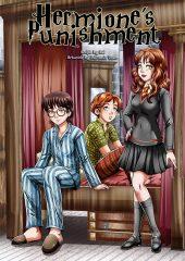 Hermione's Punishment- Harry Potter porn comics 8 muses