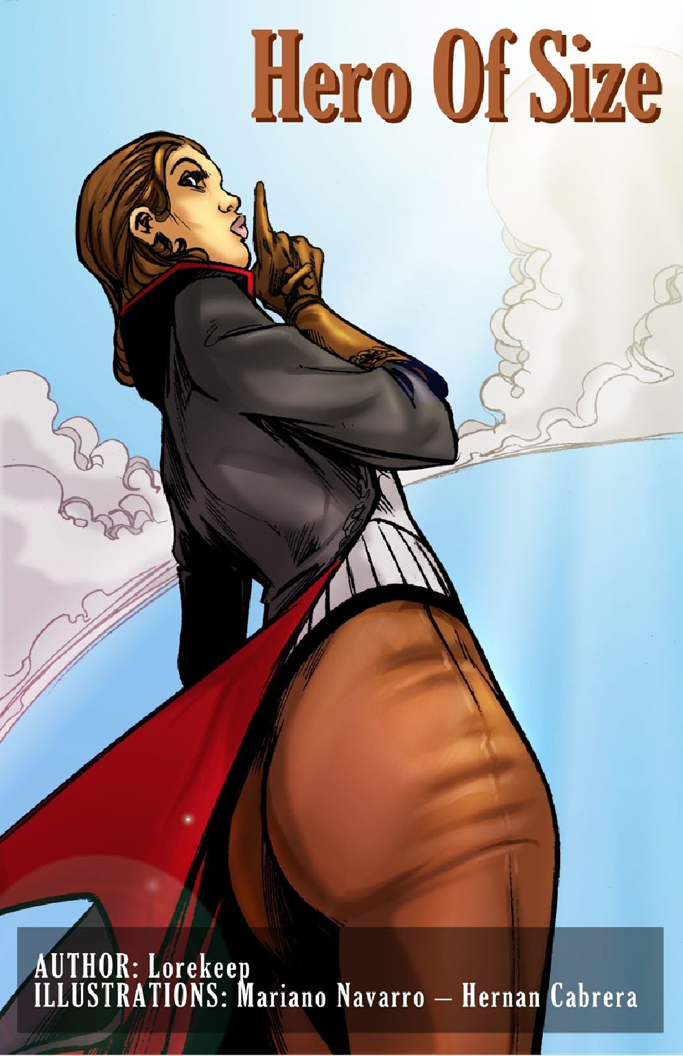 Hero of Size- Giantess Club image 1