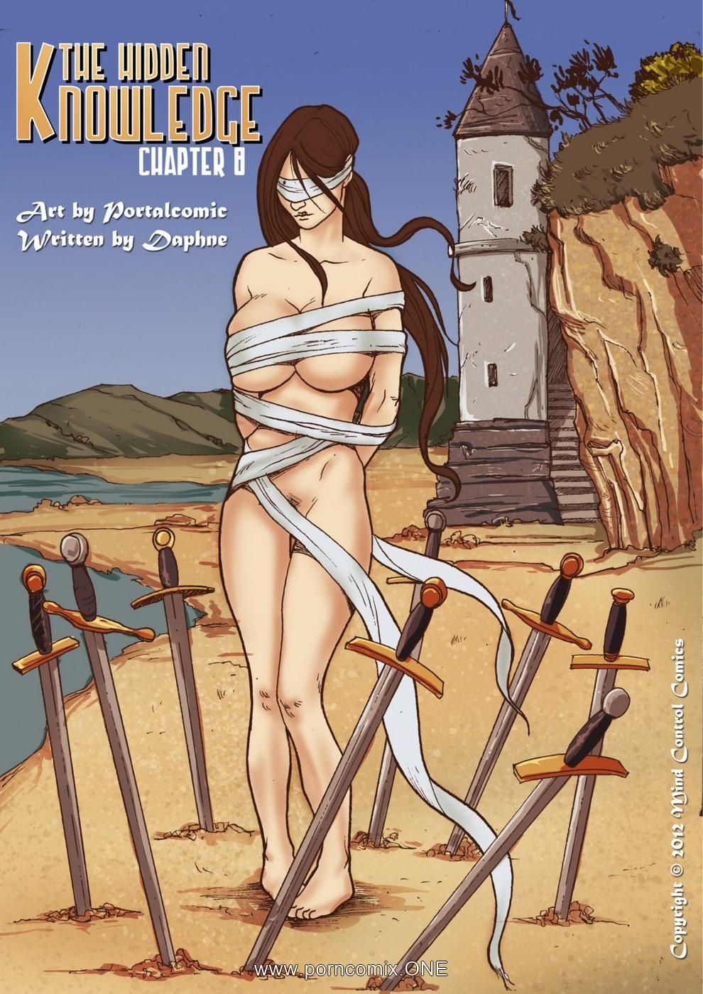 Hidden Knowledge 8- Mind Control porn comics 8 muses