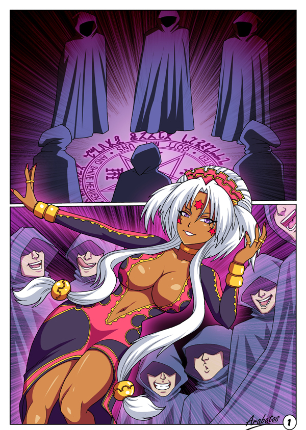 Hild Takes All (Ah! My Goddess)- Arabatos porn comics 8 muses