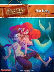Hillbilly Farm 17- Fish Story (Welcomix) porn comics 8 muses