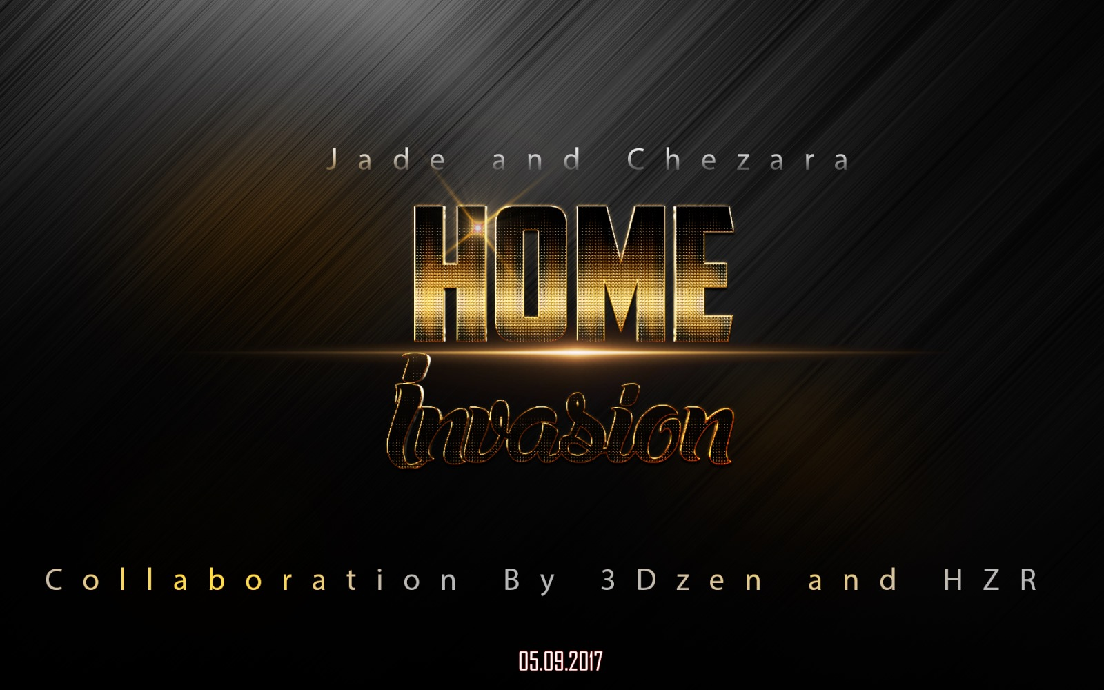 Home Invasion- Jade and Chezara porn comics 8 muses