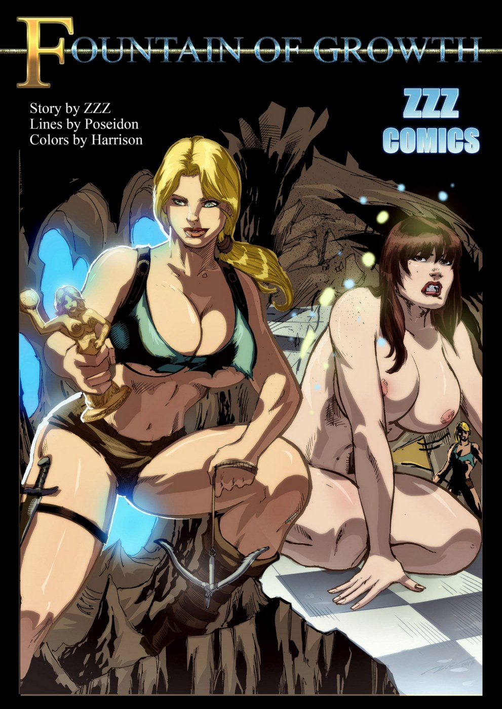 ZZZ- The Fountain Of Growth porn comics 8 muses