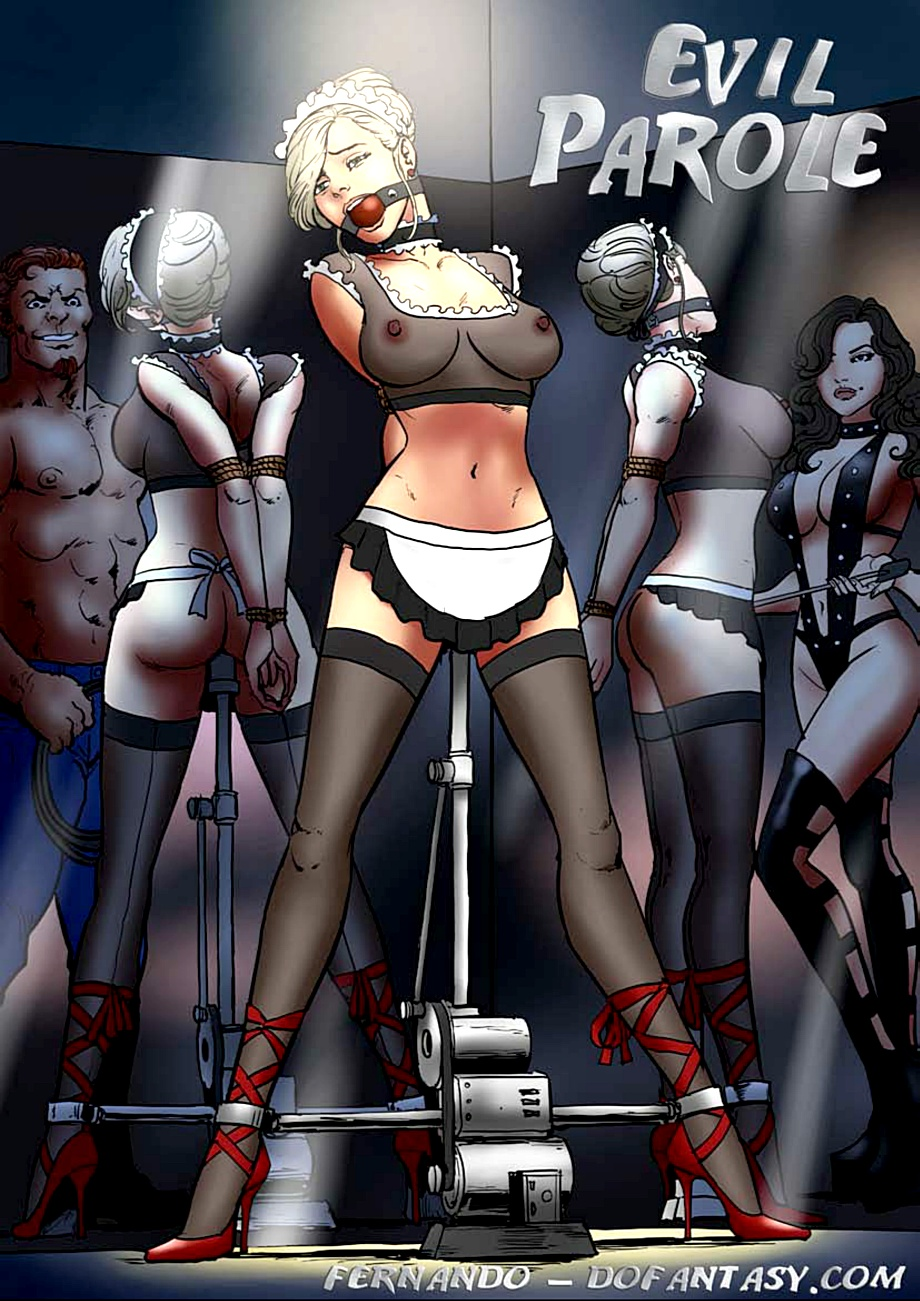 Bdsm porn comics really hot