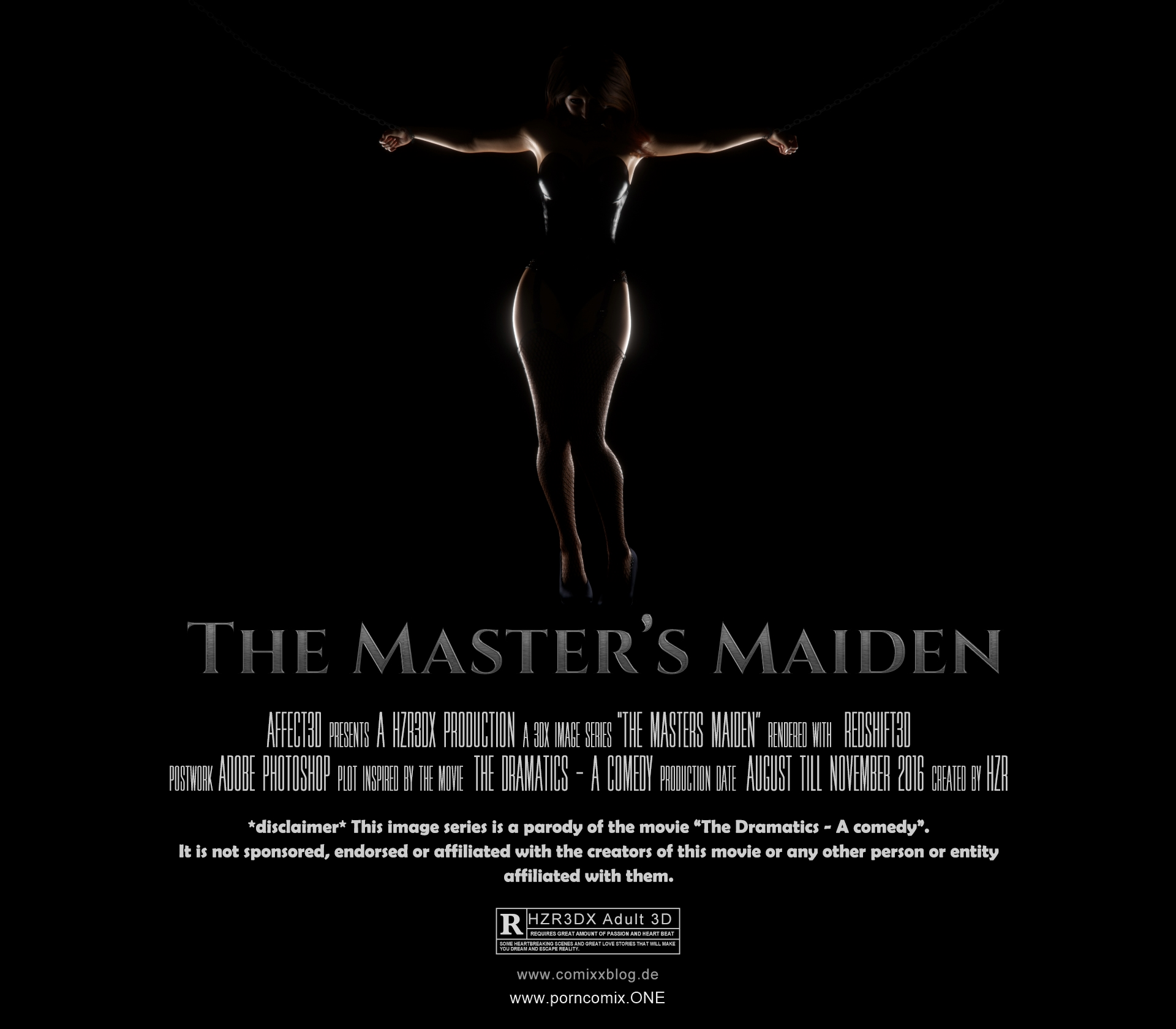 The Master's Maiden image 1
