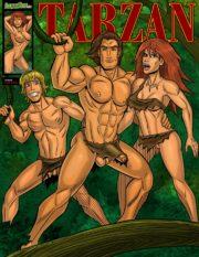 Iceman Blue- Tarzan porn comics 8 muses