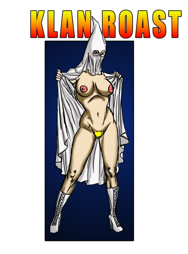 Klan Roast- illustrated interracial porn comics 8 muses