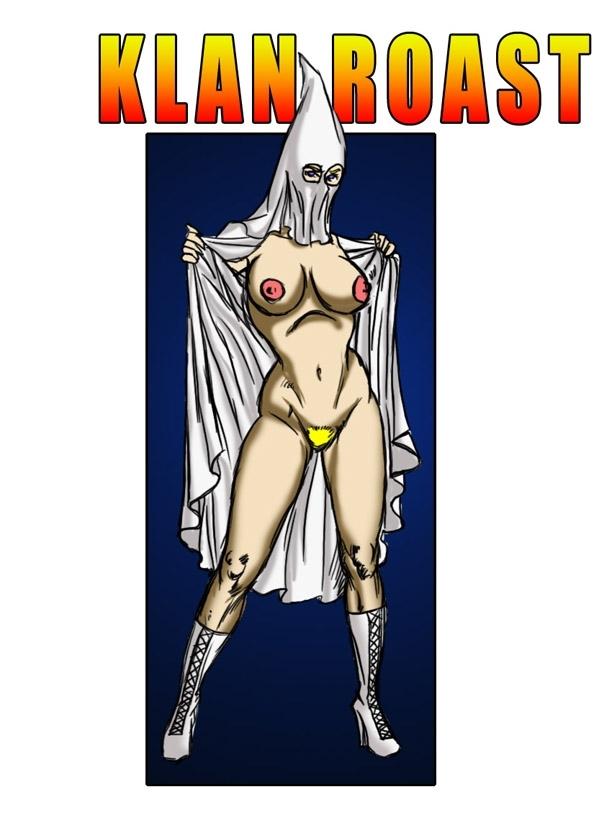 Klan Roast- illustrated interracial porn comics 8 muses