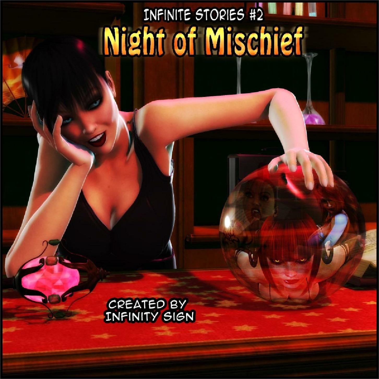 Infinity Stories 2- Night Of Mischief porn comics 8 muses