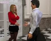 The Job Interview- Intrigue 3D porn comics 8 muses