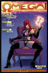 Jabcomix- Omega Girl 5 porn comics 8 muses