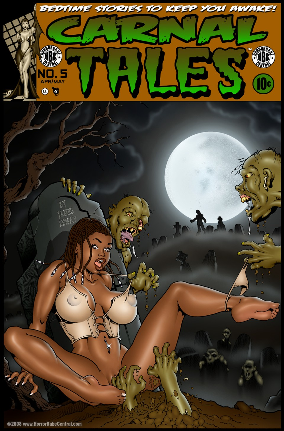 James Lemay- Carnal Tales 5-6 image 1