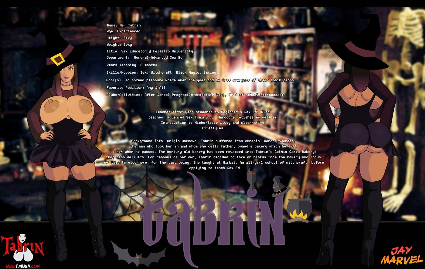 Jay Marvel- Tabrin Sex-ed Class Fundraiser porn comics 8 muses