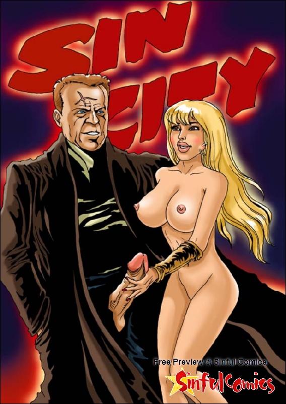 Jessica Alba – Sin Sity porn comics 8 muses