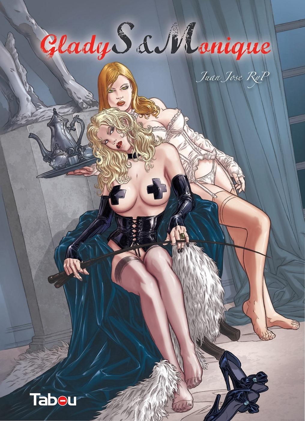 Juan-Jose Ryp- GladyS & Monique porn comics 8 muses