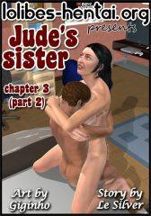 Jude's Sister 4- Best friends secrets porn comics 8 muses