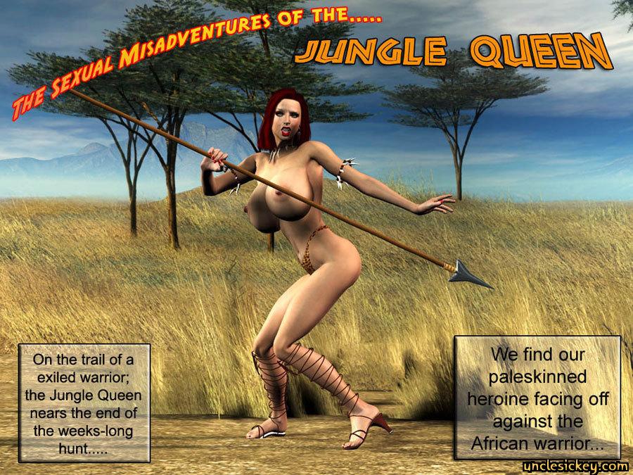 Jungle queen porn-7740