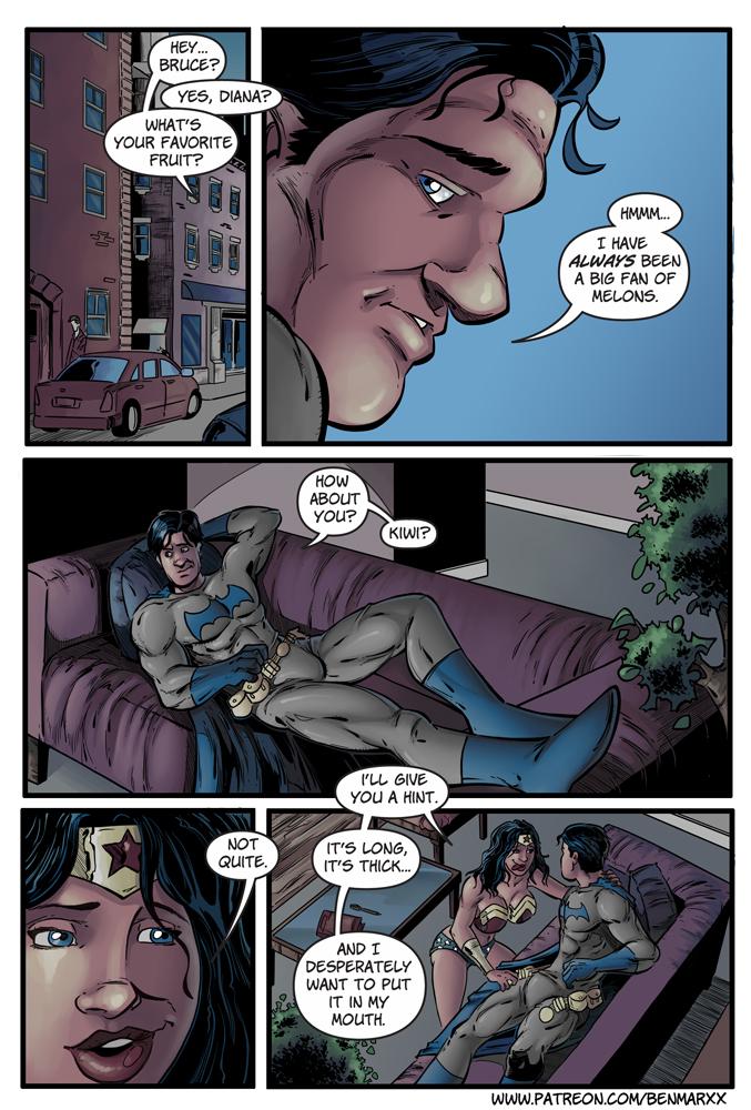 Justice League- Justice Leeg porn comics 8 muses