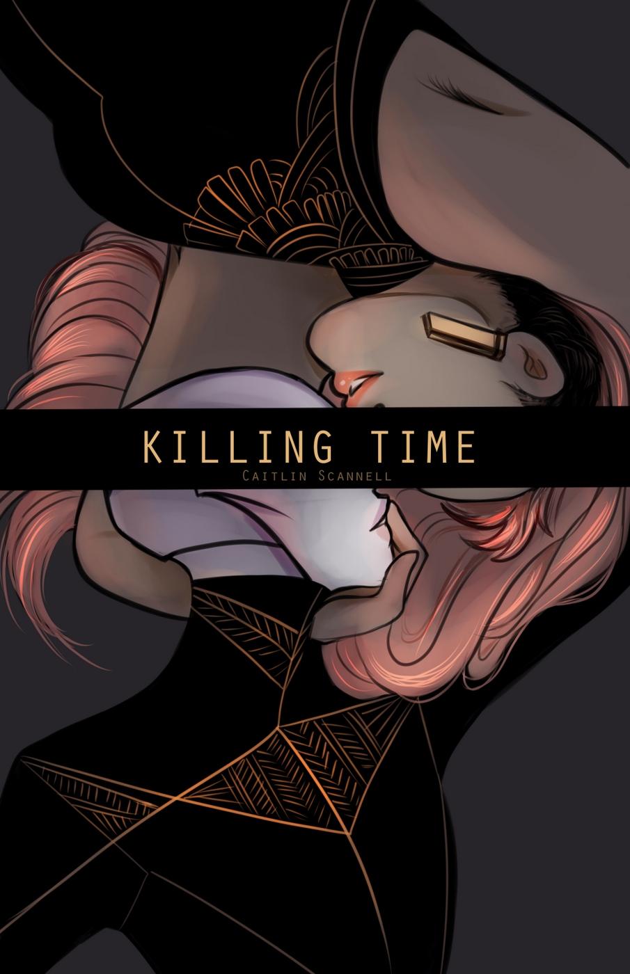 Killing Time- Lesbian Sex porn comics 8 muses