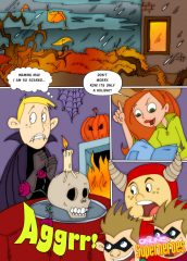 Kim Possible – Halloween porn comics 8 muses