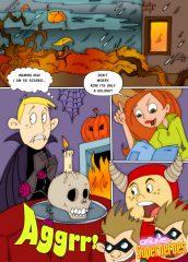 Kim Possible – Halloween porn comics 8 muses