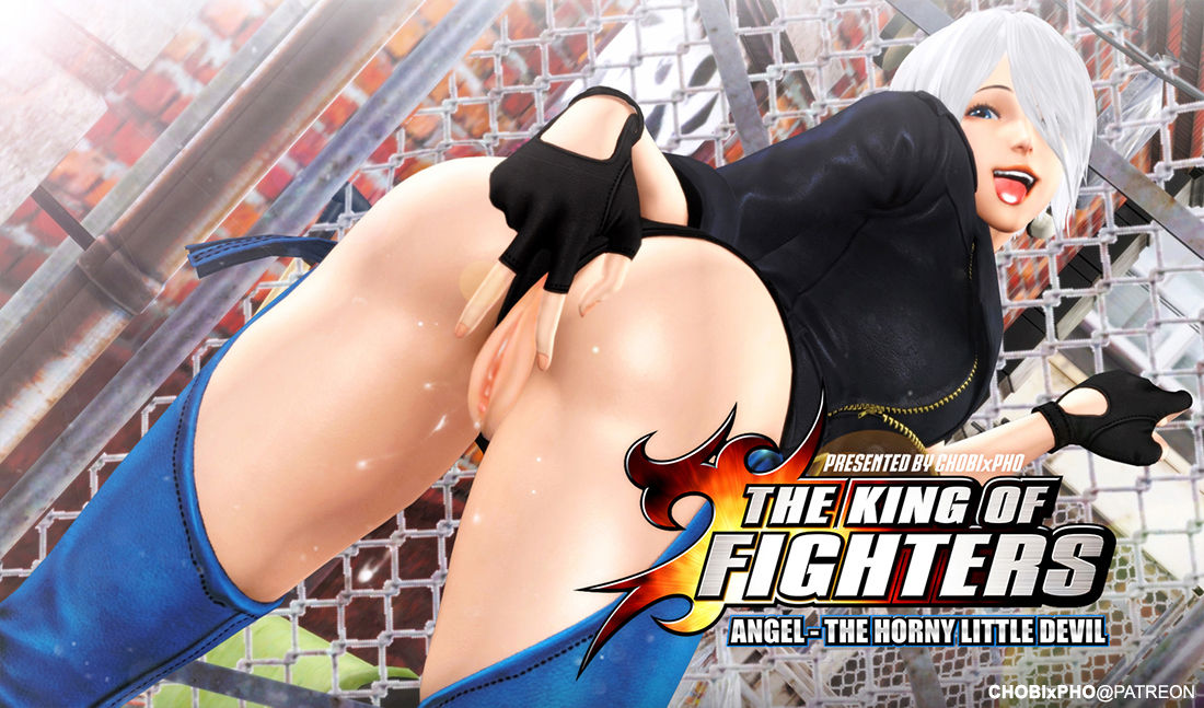 King of Fighters- Angel the Horny Devil porn comics 8 muses