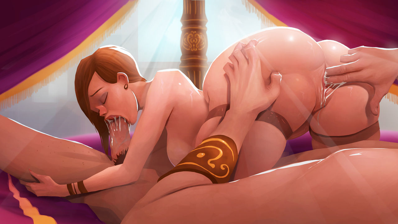 Kingdoms of Lust – Aristocracy Fem porn comics 8 muses