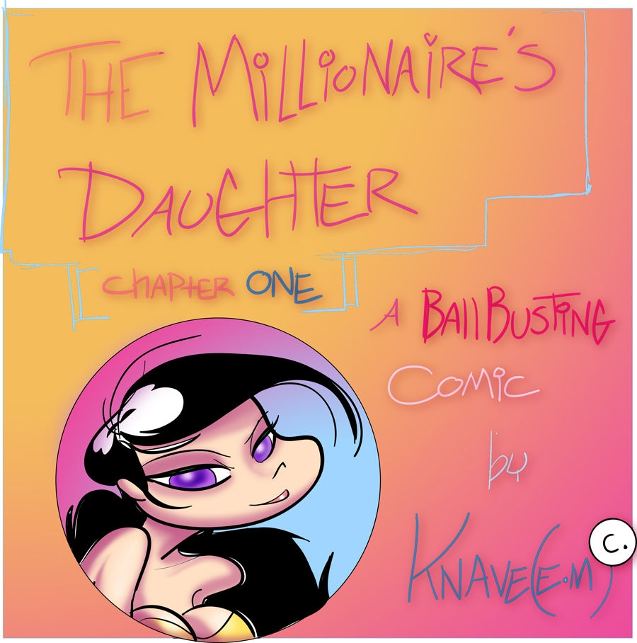 Knave – Millionaire's Daughter porn comics 8 muses