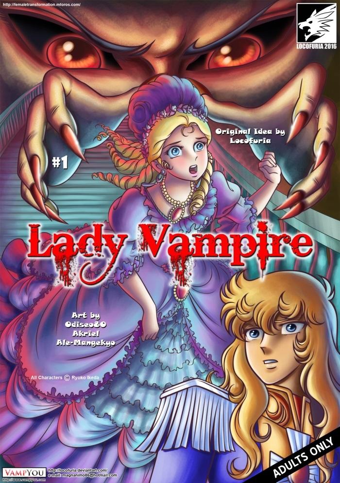 Lady Vampire- Locofuria porn comics 8 muses