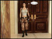 Lara Croft- DeTomasso porn comics 8 muses