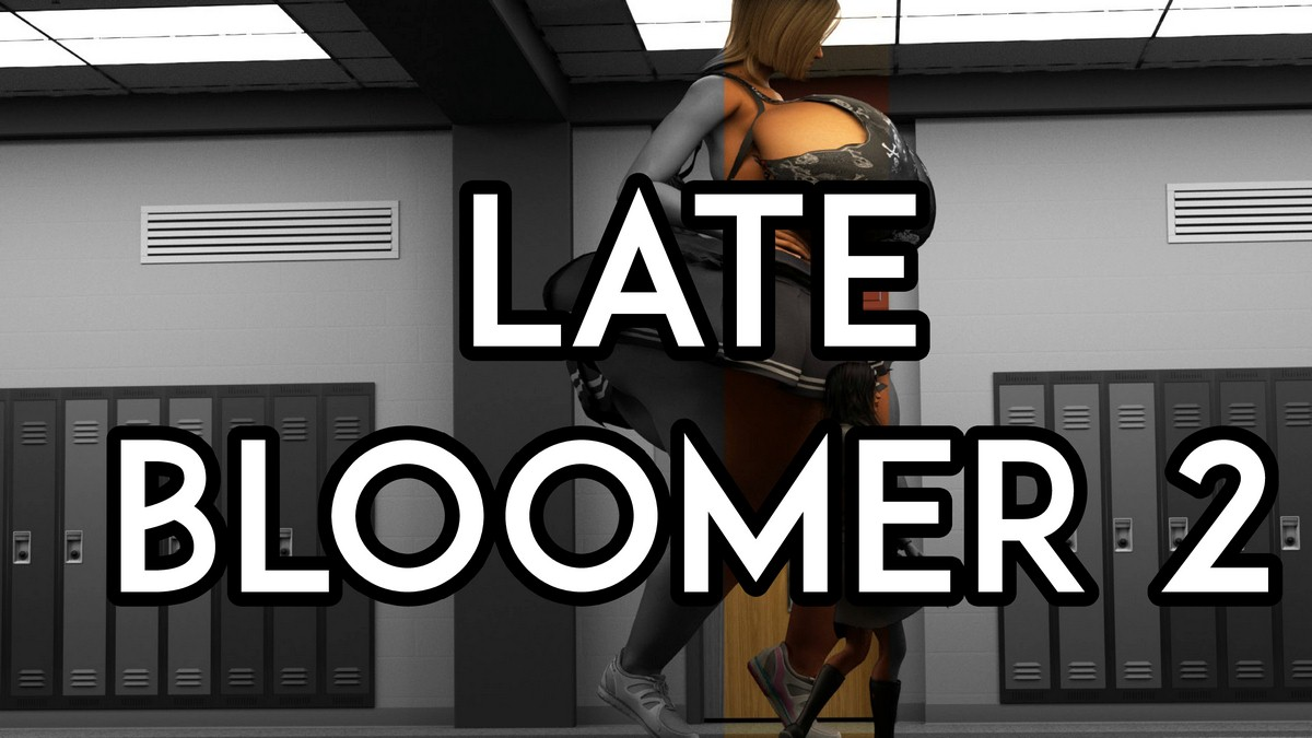 Late Bloomer 2- Redfired0g porn comics 8 muses