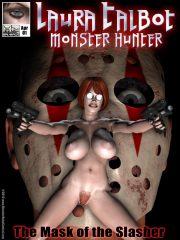 Laura Talbot Monster Hunter porn comics 8 muses