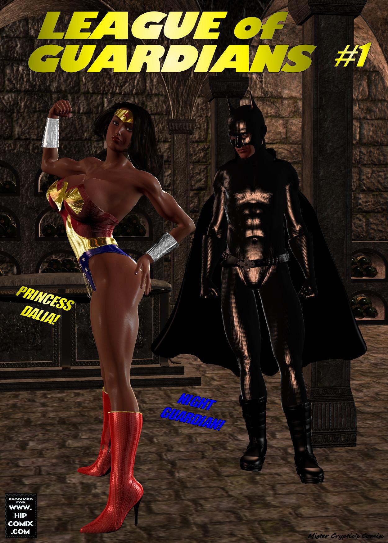League of Guardians 1 & 2- Hip Comix porn comics 8 muses
