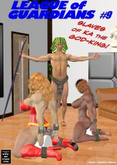 League of Guardians 9- Hip Comix porn comics 8 muses