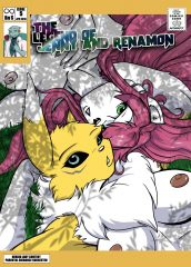 Legend of Jenny And Renamon 5 porn comics 8 muses