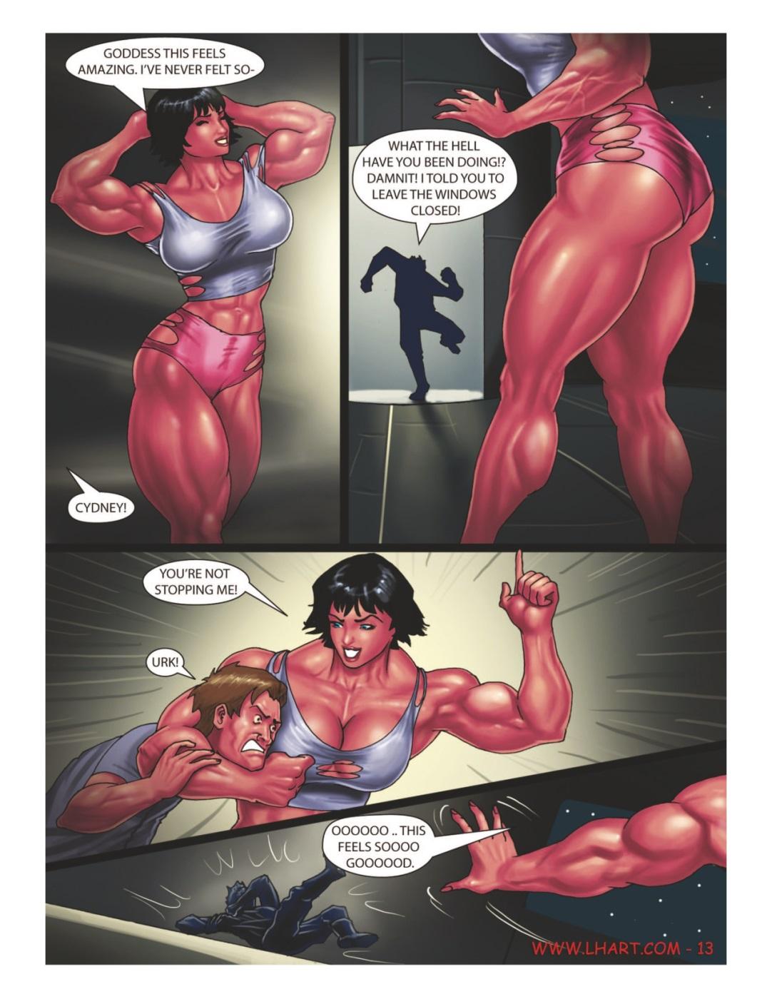 LH-Art – Isthar 2 & 3 porn comics 8 muses