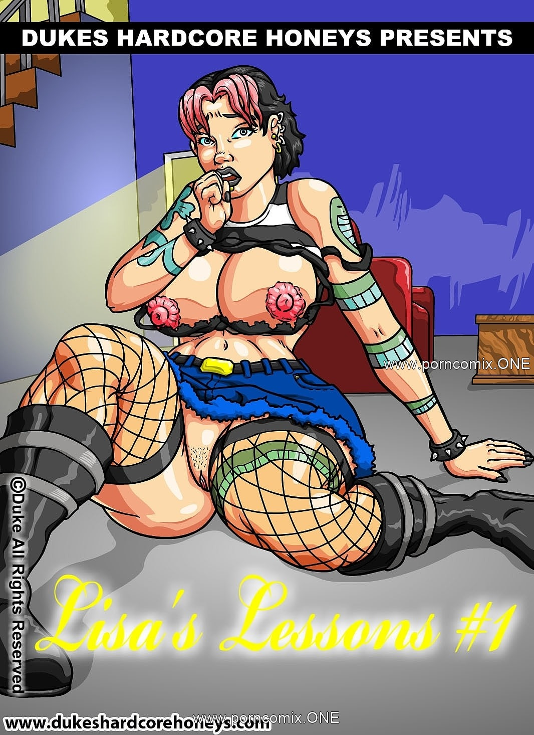 Lisas Lessons- Duke Honey porn comics 8 muses