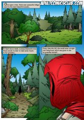 Little Red Riding Hood- Hunter With Big Dick porn comics 8 muses